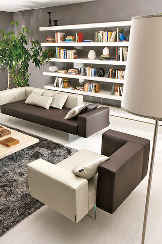 Lago Air Sofa 409 3