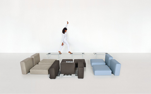 Lago Air Sofa 412 3