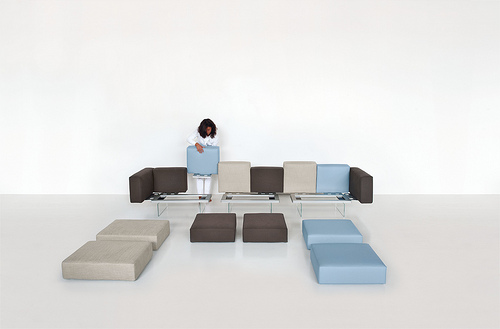 Lago Air Sofa 412 4