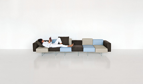 Lago Air Sofa 412 5