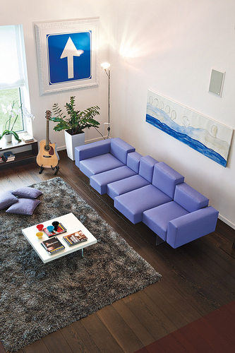 Lago Air Sofa 413