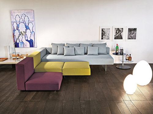 Lago Air Sofa 421