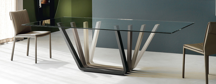 Our top 5 favorites from isaloni 2013 suite 22 interiors for Table za stolove